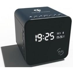 Електронний годинник JVD®...