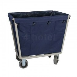 Linen Trolleys black